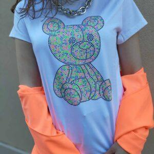 T-Shirt Teddy Multicolor